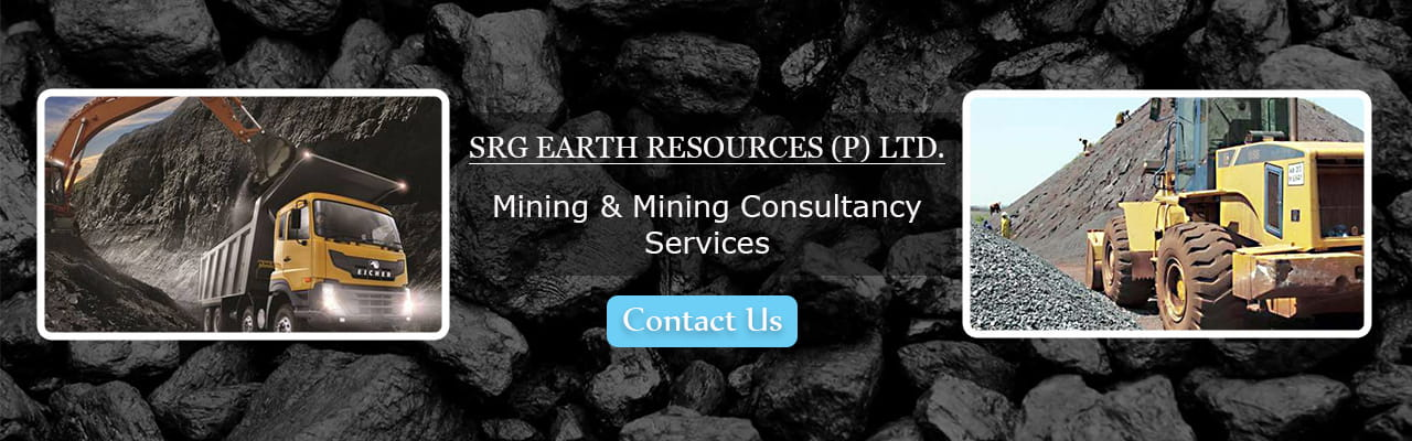 SRG Earth Resources Pvt Ltd : Mining